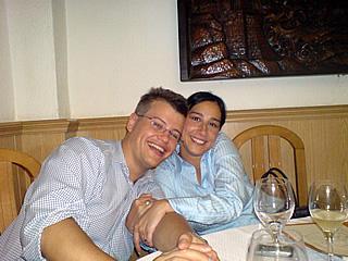 La Mari i el Dani s'han casat